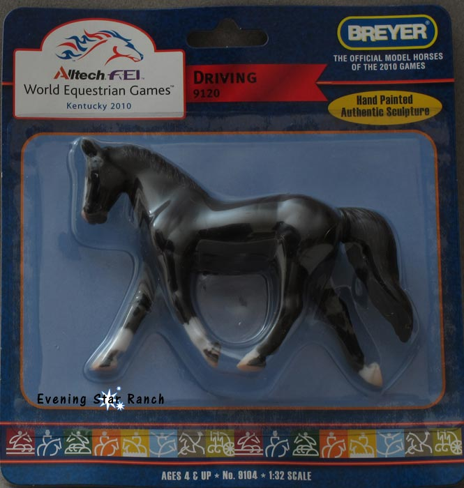 Breyer Stablemate Driving